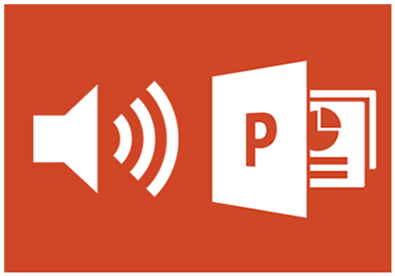 What audio/video formats does PowerPoint support?