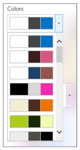 SharePoint Sites – Customizing The Best Combinations of Colors