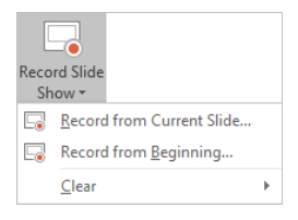 PowerPoint – How To Record Slide Show With Timing And Narration